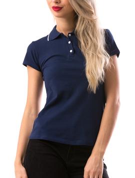 Tricou Dama VonTwo Bleumarin-2