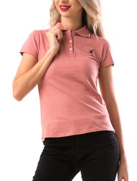 Tricou Dama VonTwo Roz Fanat-2