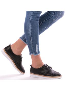 Pantofi Dama NerdStyle Negru-2