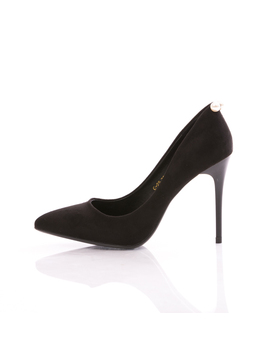 Pantofi Dama WhitePearl Negru