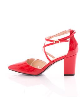 Pantofi Dama FashionVictim Rosu