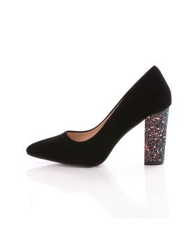 Pantofi Dama MermaidMood Negru Si Albastru