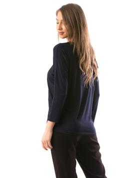 Bluza Dama IzyBabe Bleumarin-2