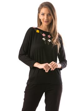 Bluza Dama IzyBabe Negru