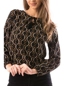 Bluza Dama JessieIzy Negru-2