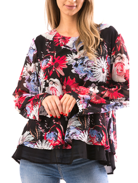 Bluza Dama AdsPir Negru-2