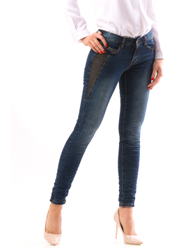 Jeans Dama CtrlGr Bleumarin
