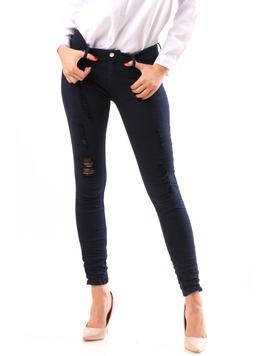 Jeans Dama TrickyPosy Bleumarin