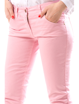 Jeans Dama AccurateAr Roz-2
