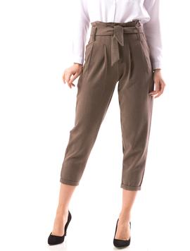 Pantaloni Dama OfRaw Bej