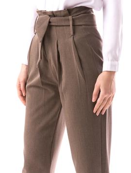 Pantaloni Dama OfRaw Bej-2