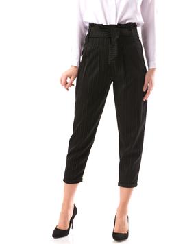 Pantaloni Dama OfRaw Negru
