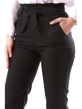 Pantaloni Dama InnaOffice Negru-2