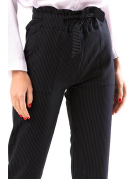 Pantaloni Dama NonOff Negru-2