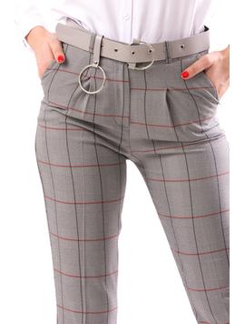 Pantaloni Dama LadyZing Gri-2