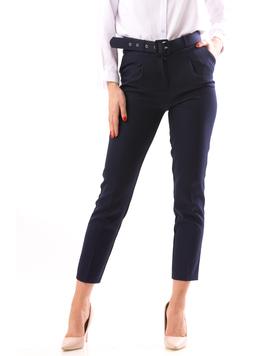 Pantaloni Dama LadyZing Bleumarin