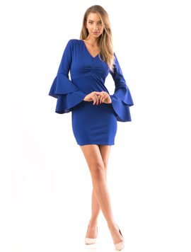 Rochie Dama ElegantAhay Albastru