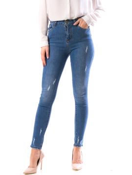 Jeans Dama Xrb105 Bleumarin