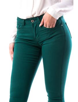 Jeans Dama Crz177 Verde-2