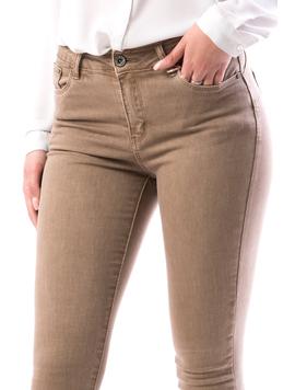 Jeans Dama Crz178 Bej-2