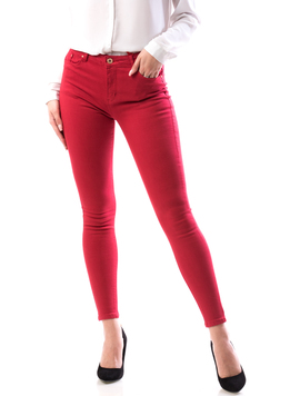 Jeans Dama Crz179 Rosu