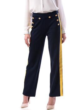 Pantaloni Dama NoPoket56 Bleumarin