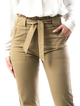 Pantaloni Dama IzziZyr12 Bej-2
