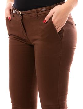 Pantaloni Dama StraightToOffice Maro-2