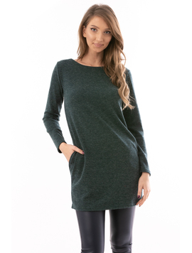 Rochie Dama GingerbreadHouse Verde