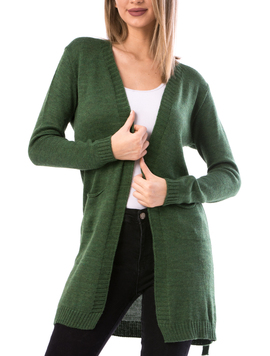 Cardigan Dama Mytety12 Verde-2