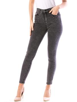Jeans Dama MmNn12 Negru