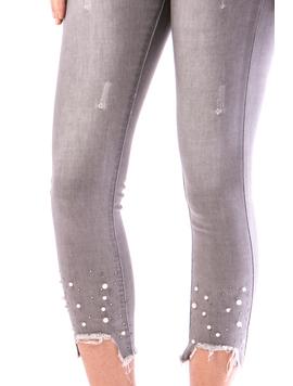 Jeans Dama MetryDown14 Gri-2