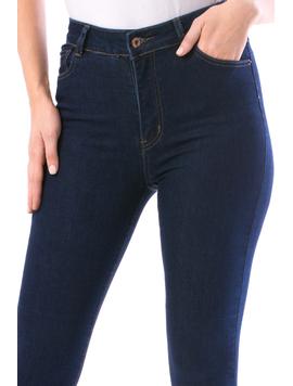 Jeans Dama Bgbd10 Albastru-2