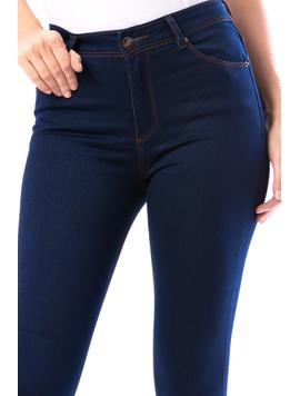 Jeans Dama Prtty19 Bleumarin-2