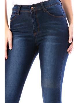 Jeans Dama Prtty20 Bleumarin-2