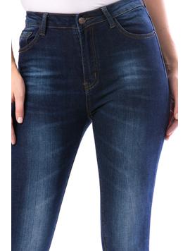 Jeans Dama Prtty21 Bleumarin-2