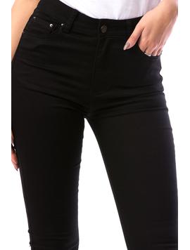 Jeans Dama Lty17 Negru-2