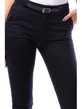 Jeans Dama OfficeToGo Bleumarin-2