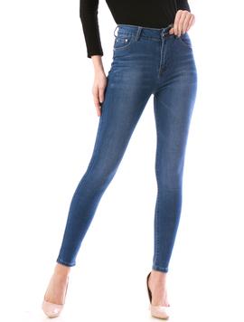 Jeans Dama Tna56 Bleumarin