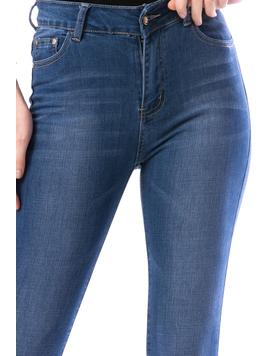 Jeans Dama Tna56 Bleumarin-2