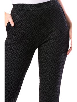 Pantaloni Dama SjOffice19 Negru-2