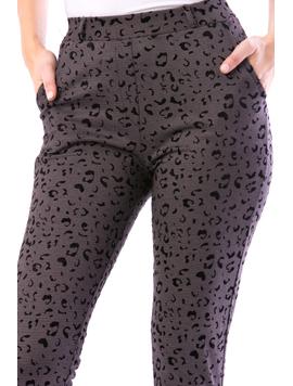 Pantaloni Dama SjOffice22 Gri-2