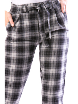 Pantaloni Dama TmOffice66 Gri-2