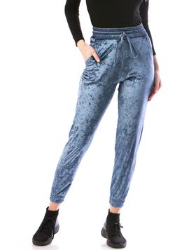 Pantaloni Dama JessyFry19 Bleu