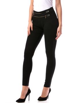 Pantaloni Dama ThreeLines19 Negru