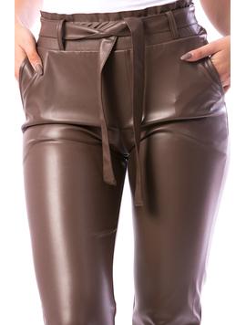 Pantaloni Dama GhjTy17 Bej-2
