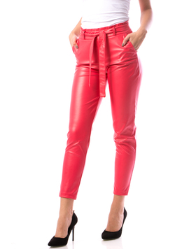 Pantaloni Dama GhjTy17 Rosu