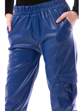 Pantaloni Dama EchyTx14 Albastru-2