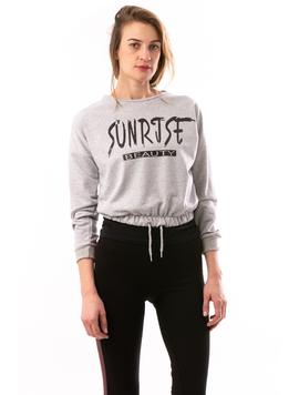 Bluza Sport Dama SunriseBeauty Gri