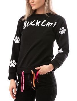 Bluza Dama BlackCat Negru-2